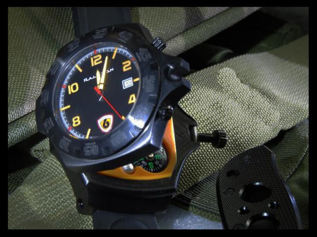 Recon 6 survival watch