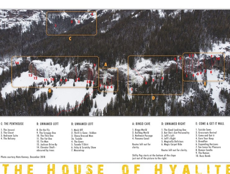 House of Hyalite