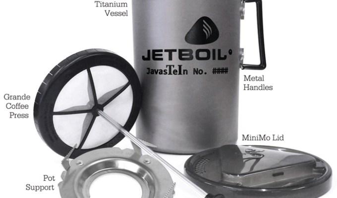 Jetboil Javastein