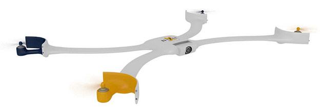 nixie-wearable-drone