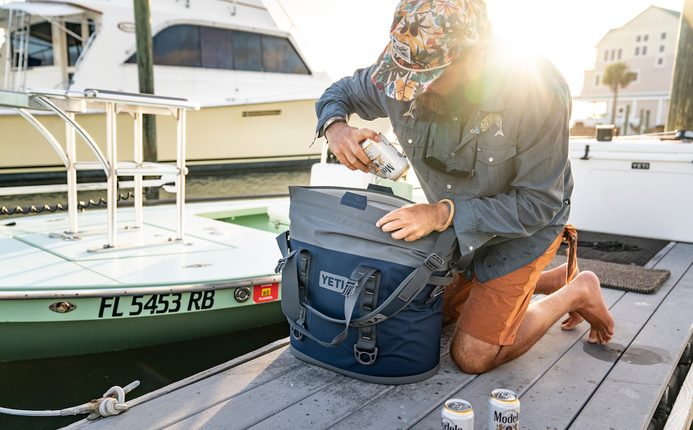 The Latest Soft Cooler From Yeti Drops in Time For Labor Day Celebrations –  The GearCaster
