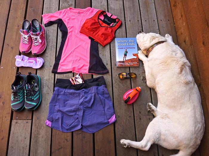 Trail Run gear