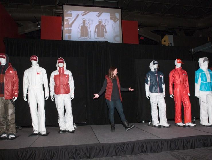 Olympic Uniforms