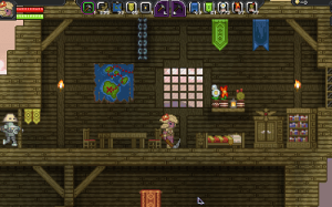 Starbound screenshot