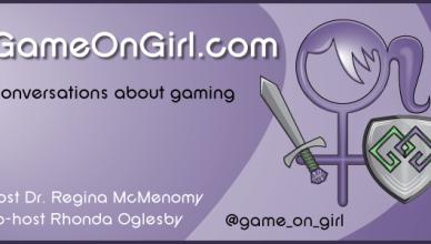 game on girl podcast banner