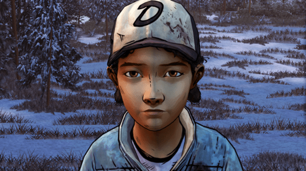 clementine at the end of the walking dead game season 2