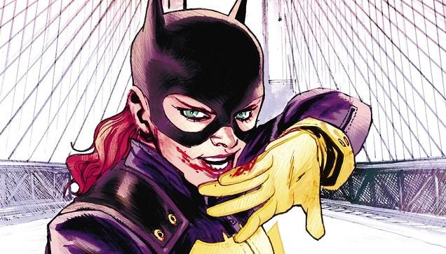 Batgirl #40 DC Comcis