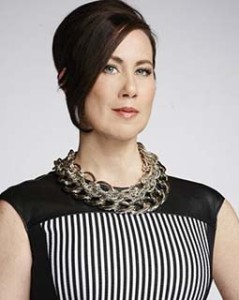 Younger Diana Trout played by Miriam Shor