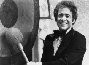 "Emcee Chuck Barris of ""The Gong Show"