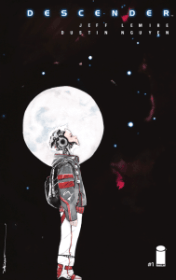 Descender comic book cover