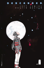 Descender Tin Stars volume 1 September 2015 Image Comics