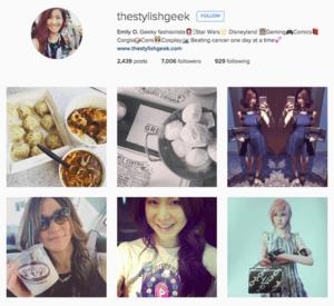 thestylishgeek instagram