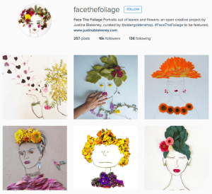 facethefoliage instagram