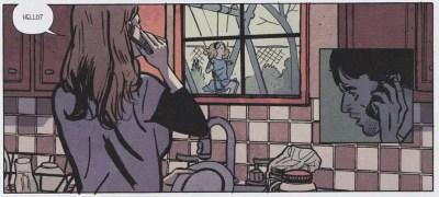 """Outcast,"" issue 1, Oct 2014, Image Comics, artist Azaceta"
