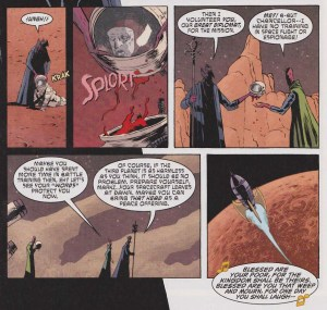 """Black Hammer"" Issue 3"