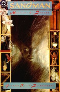 """Sandman,"" issue 1, Jan 1989, DC Comics"