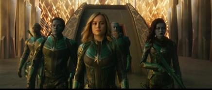 captain marvel flashback