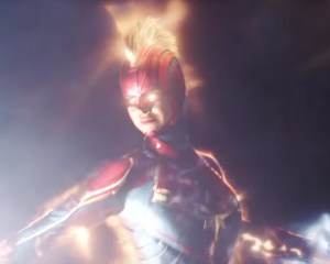 captain marvel with mohawk