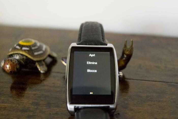 Zeblaze Cosmo Smart Watch Notifiche Notifications