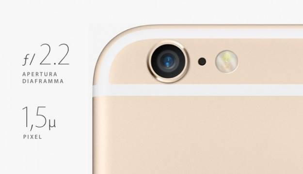 iPhone 6S plusla-fotocamera-posteriore