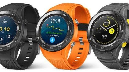 Huawei Watch 2 svelato: sportivo e colorato!