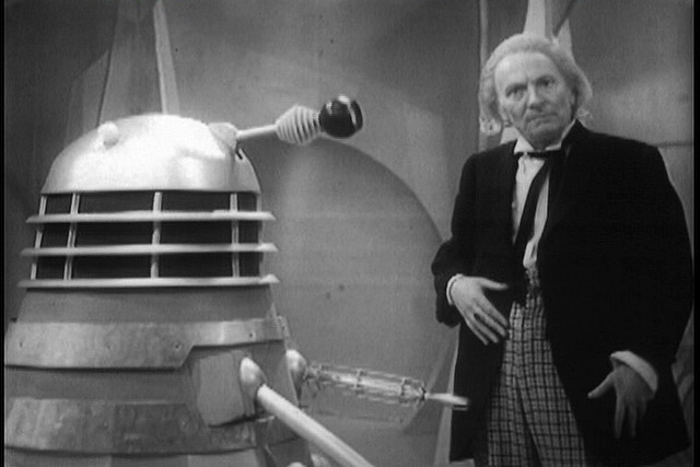 Image result for William Hartnell daleks