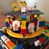 Weekend Build: Lego Carousel
