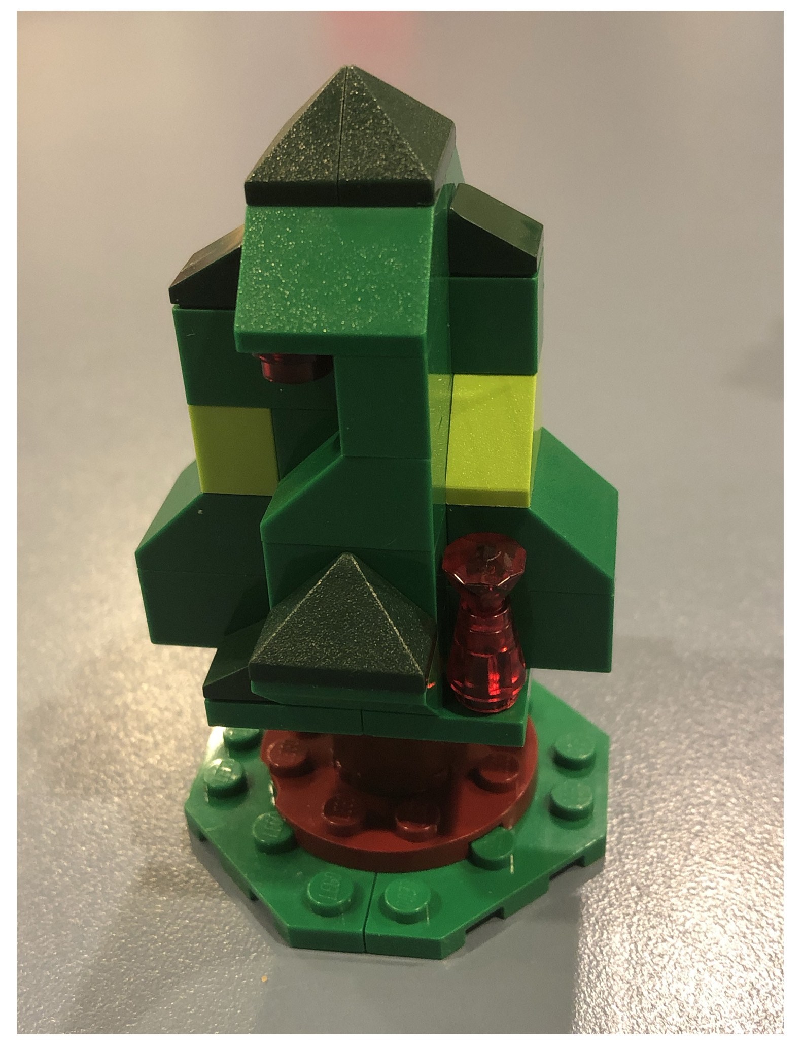 Read more about the article Lego Challenge: Build a Christmas Tree