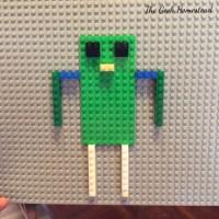 Lego Challenge: Make Something Symmetrical