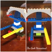 Lego Challenge: Build a Monster