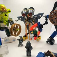 LEGO Challenge 2020: Build a Monster