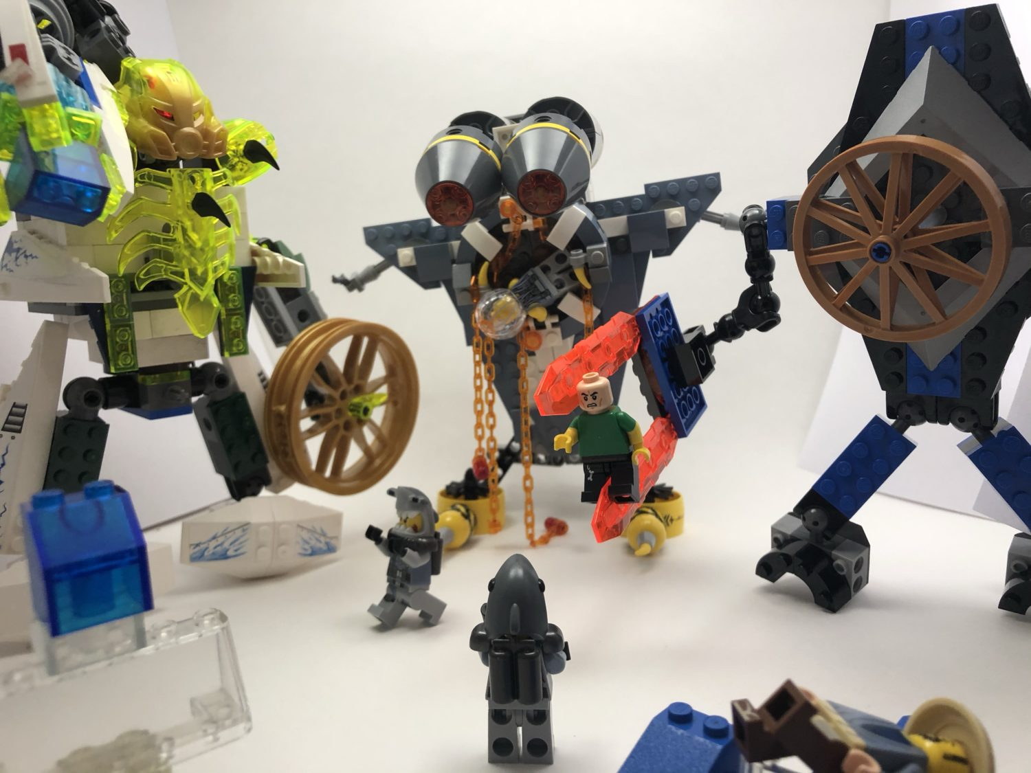 Read more about the article LEGO Challenge 2020: Build a Monster