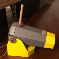 Kiwico Kiwi Crate: Cannonball Launcher