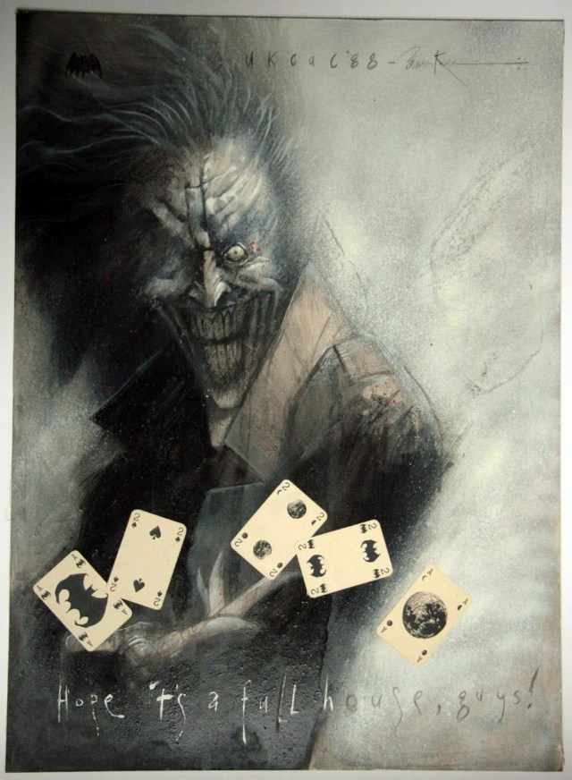 Joker by unknown