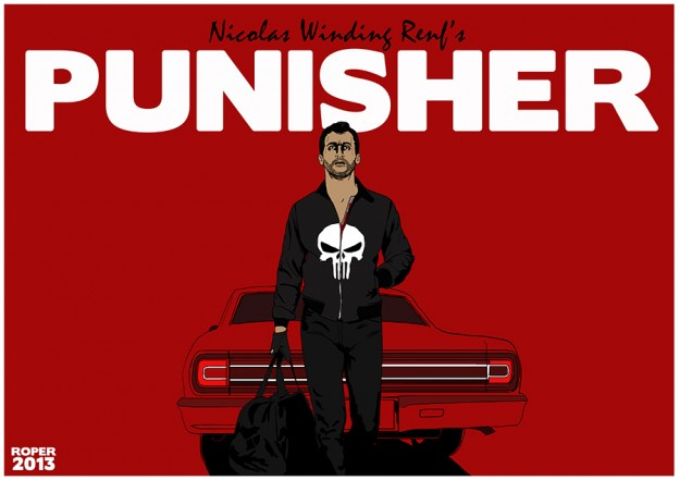 Punisher - Drive mashup by Zach Roper