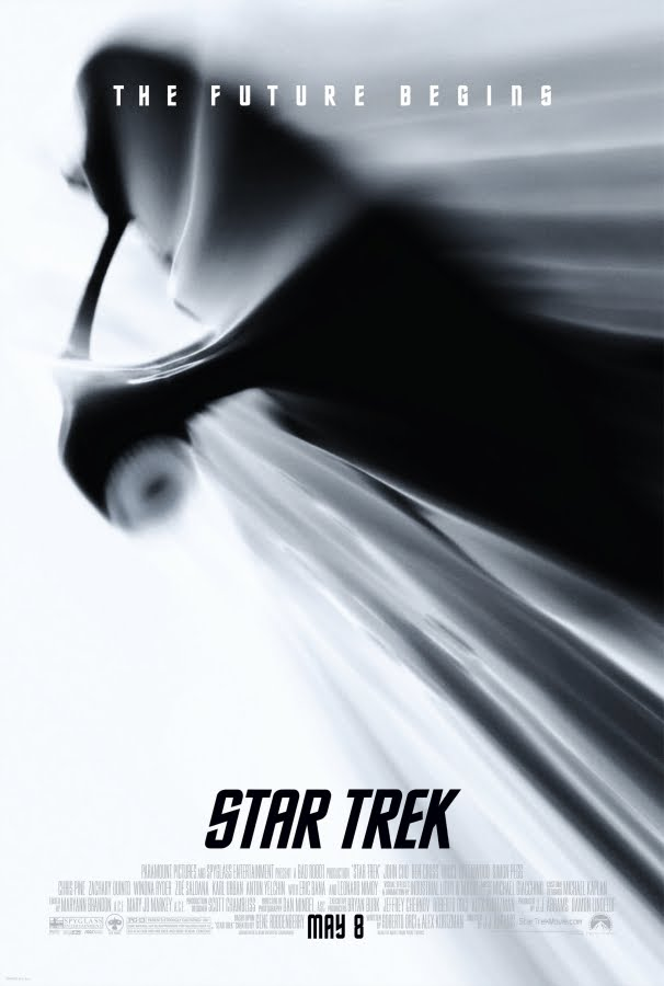 Star Trek (2009) Movie Poster