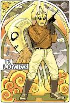 The Rocketeer by unknown