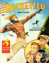 The Rocketeer cover by Dave Stevens