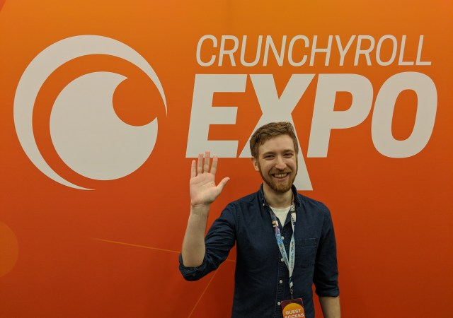 Crunchyroll Expo Archives - The Geekly Grind