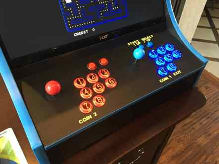 Finished Bartop Arcade Cabinet 0003