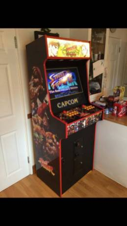 Customer Build - Full Size Arcade - 0002