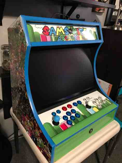 Customer Build - Bartop Arcade - 0001