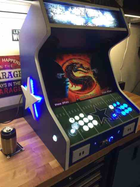 Customer Build - Bartop Arcade - 0002