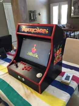 Customer Build - Bartop Arcade - 0003