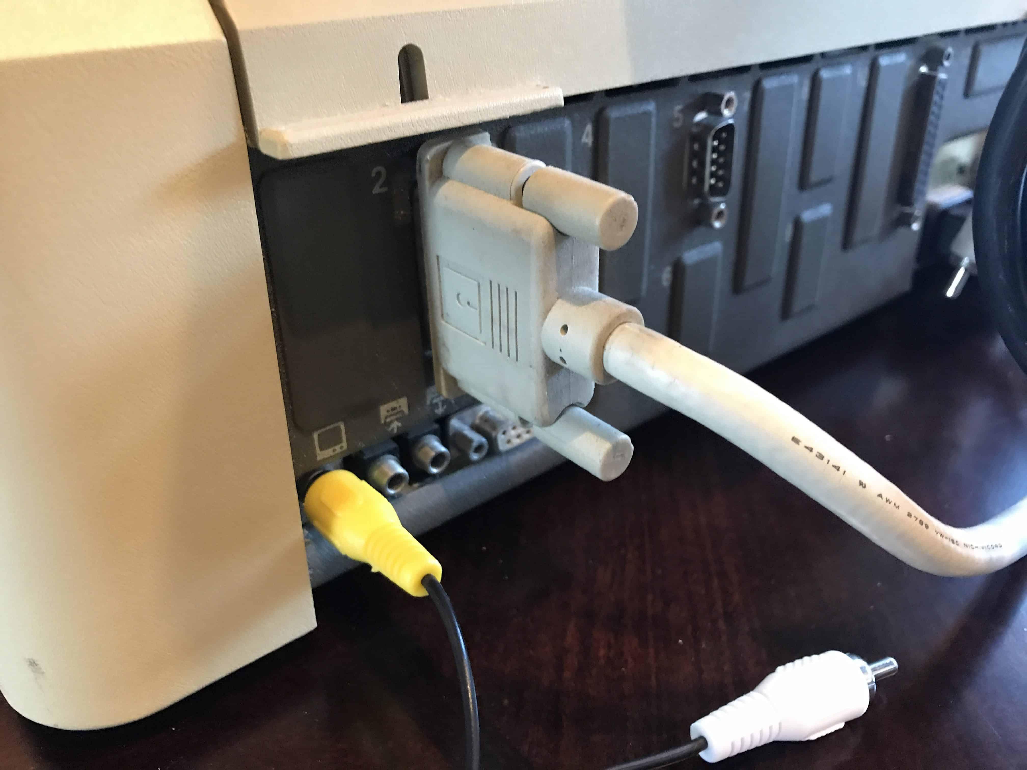 Disk II Connector