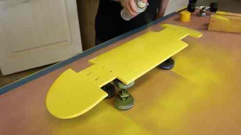 Make a Lowrider Skateboard -0022