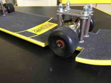 slammed lowrider skateboard build 0002