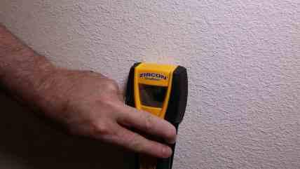 Install a Hidden Wall Safe 0003