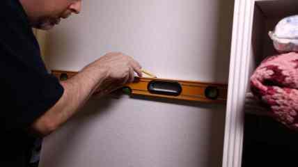 Install a Hidden Wall Safe 0004