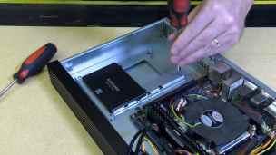 Building a 1U Server 0032